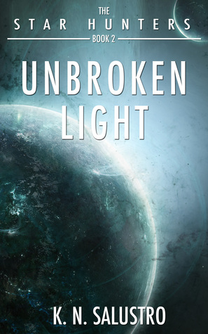 Unbroken Light by K.N. Salustro