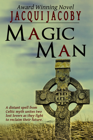 Magic Man by Jacqui Jacoby