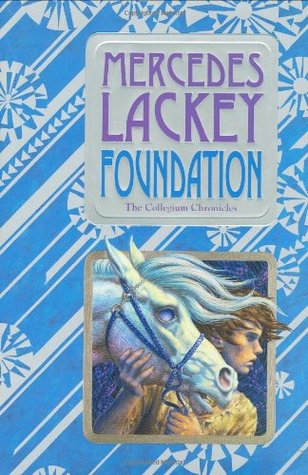 Book Review: Mercedes Lackey's Foundation