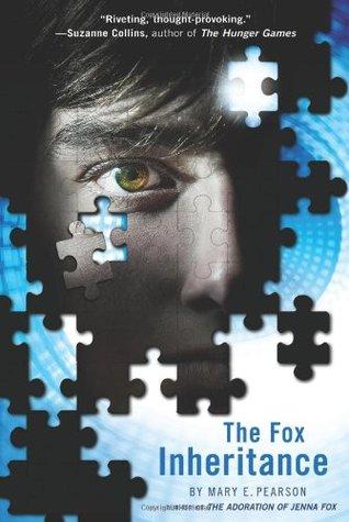 The Fox Inheritance (Jenna Fox Chronicles #2) - Mary E. Pearson