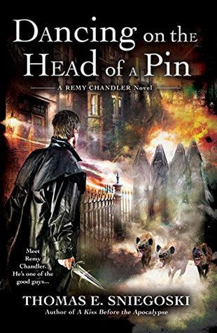 Book Review: Thomas E. Sniegoski's Dancing on the Head of a Pin