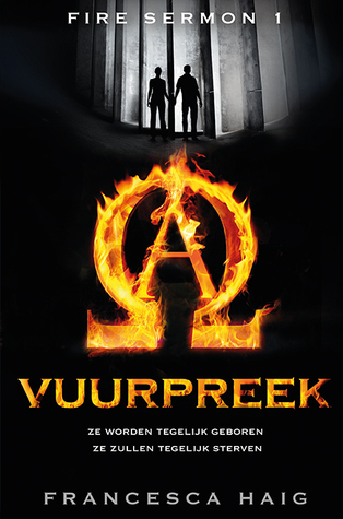Vuurpreek (The Fire Sermon #1) – Francesca Haig