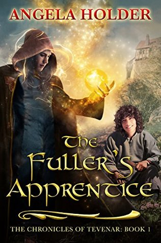Fantasy review: 'The Fuller's Apprentice' by Angela Holder