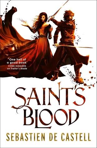 Saint's Blood (Greatcoats, #3)