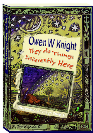 They Do Things Differently Here by Owen W Knight