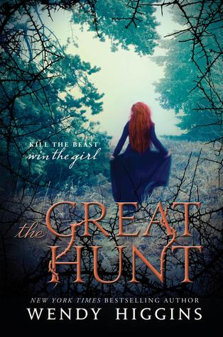 The Great Hunt by Wendy Higgins book cover