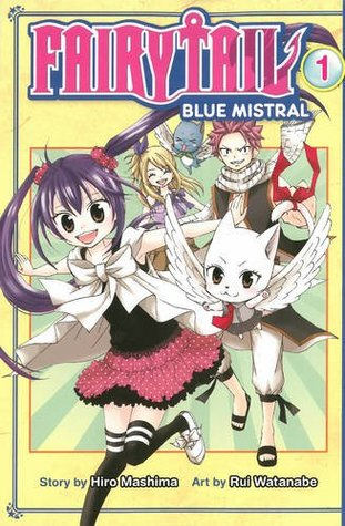 Fairy Tail Blue Mistral, Vol. 1