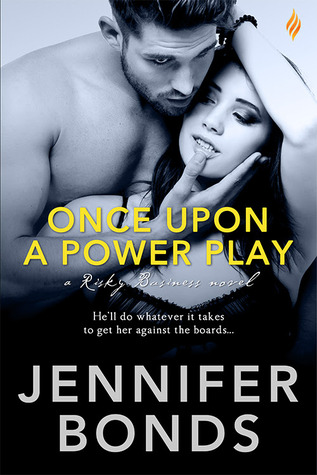 Jennifer Bonds' Top Ten Favorite Things About Ryan Douglas from Once Upon a Power Play (with Review, Excerpt, and Giveaway)
