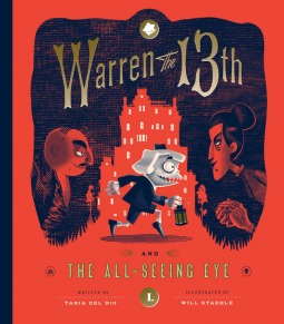 cover Warren the 13th and the All Seeing Eye