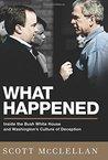 What Happened by Scott McClellan