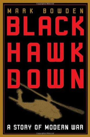 a literary analysis of black hawk down by mark bowden ← critical thinking and intelligence analysis  mark bowden's black hawk down:  you-are-there prose lacks in literary finesse—and the black irony and high.