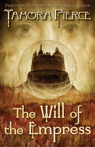 Book Review: Tamora Pierce's The Will of the Empress