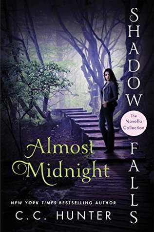 Almost Midnight by C.C. Hunter book cover