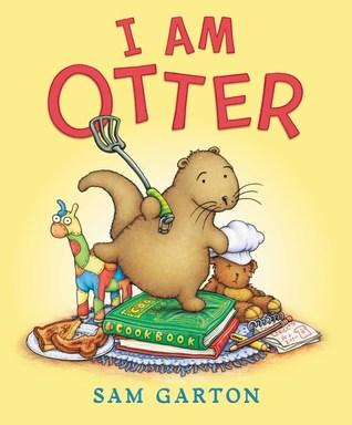 I Am Otter Board Book