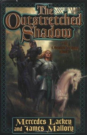 The Outstretched Shadow (Obsidian Mountain, #1)