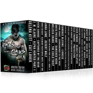 Paws and Claws: 21 Book Hot Erotic Shifter Romance Bundle (Excite Spice Boxed Sets)