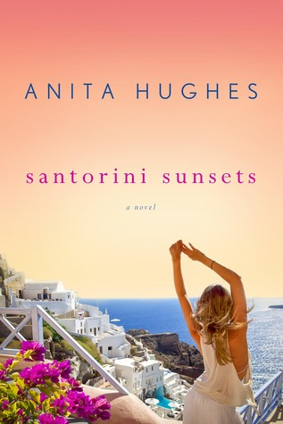 cover of Santorini Sunsets
