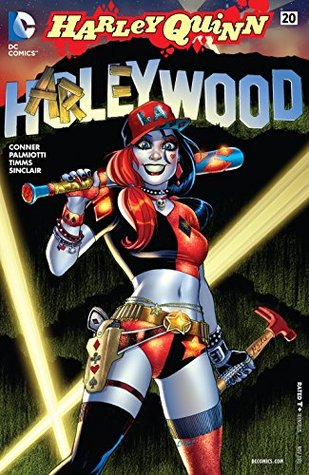 Harley Quinn (2013-) #20