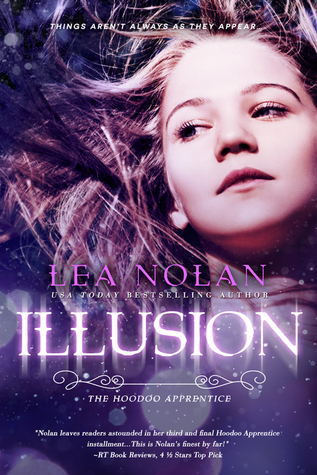 {Interview} with Lea Nolan, author of Illusion (with Giveaway)