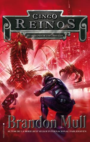 Guardianes de los cristales (Cinco reinos, #3)