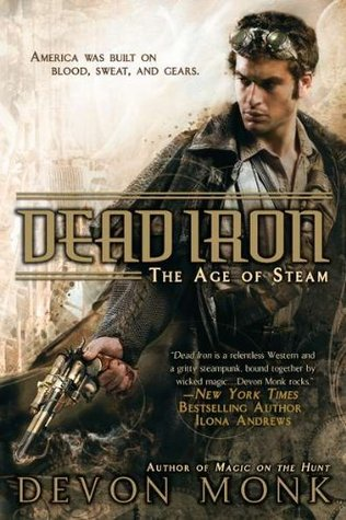 Book Review: Devon Monk's Dead Iron