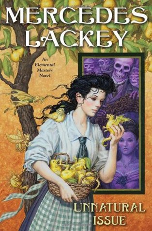 Book Review: Mercedes Lackey's Unnatural Issue