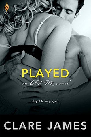 {Review} Played by Clare James (with Interview and Giveaway)