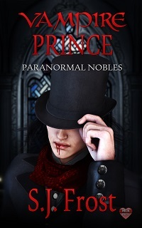 Book Review: Paranormal Nobles Books 1 & 2 by S.J. Frost
