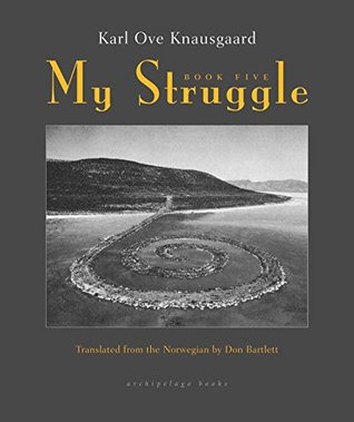 My Struggle: Book Four by Karl Ove Knuasgaard (cover art)