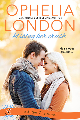 Kissing Her Crush (Sugar City #2)