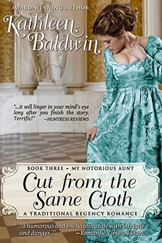 Cut from the Same Cloth (Regency Trilogy, #3)