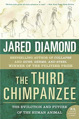 The Third Chimpanzee: The Evolution & Future of the Human Animal (Paperback)