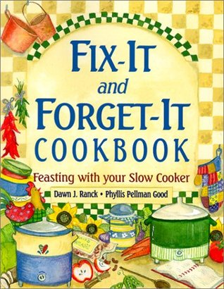 Fix-It & Forget-It Cookbook (Spiral-bound)
