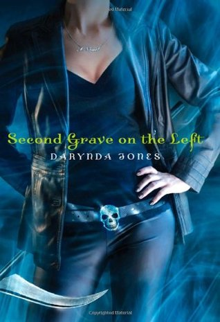 Book Review: Darynda Jones' Second Grave on the Left