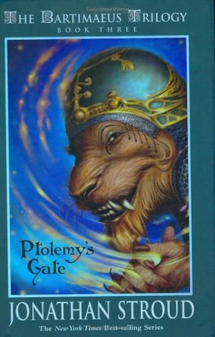 Ptolemy's Gate (Bartimaeus, #3)