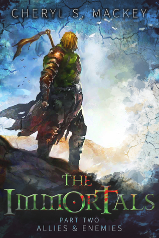 The Immortals: Part Two Cover