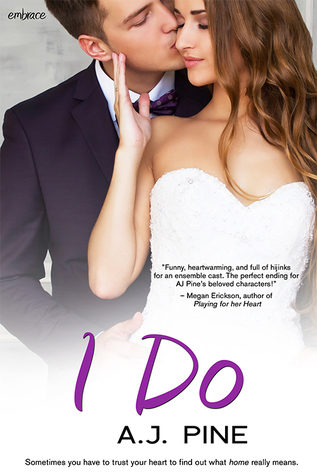 {Review} I Do by A.J. Pine