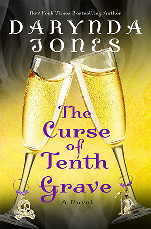 Review: The Curse of Tenth Grave by Darynda Jones (@Darynda, @StMartinsPress)