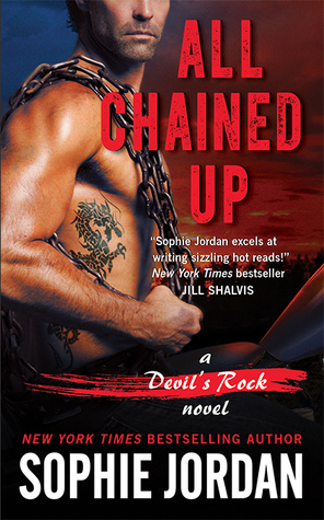 All Chained Up (Devil's Rock, #1)