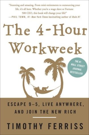 The 4-Hour Workweek (Hardcover)