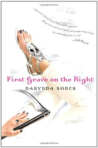 Book Review: Darynda Jones' First Grave on the Right