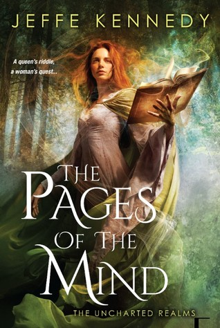 Review: The Pages of the Mind by Jeffe Kennedy (@mlsimmons, @jeffekennedy, @KensingtonBooks)