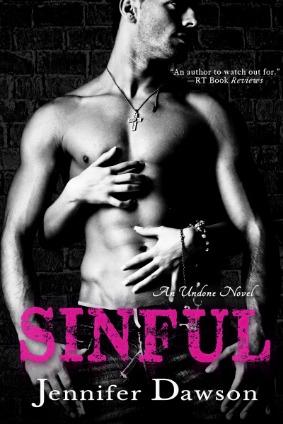 Sinful (Undone, #2)