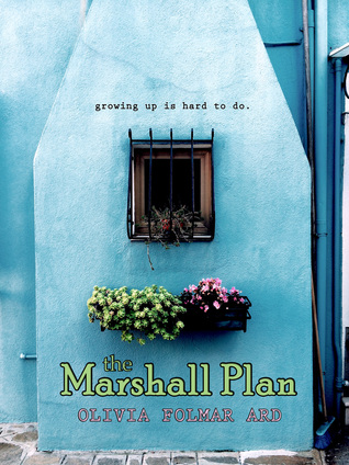 The Marshall Plan by Olivia Folmar Ard