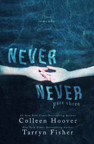 Never Never Part 3 by Colleen Hoover and Tarryn Fisher #BookReview