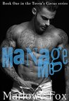 Manage Me (Toven's Circus Book 1)