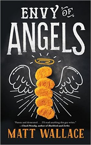 Envy of Angels (Sin du Jour, #1)