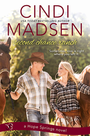 {Review} Second Chance Ranch by Cindi Madsen