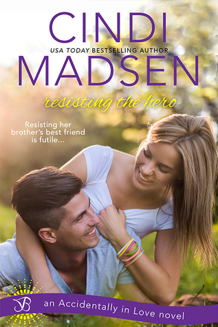 {Review} Resisting the Hero by Cindi Madsen