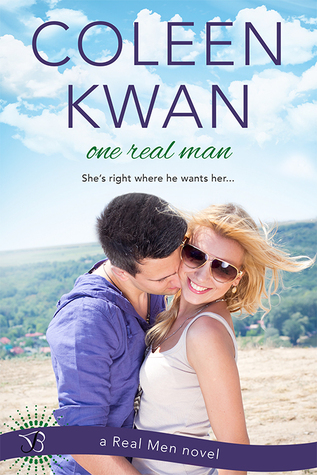 {Review} One Real Man by Coleen Kwan